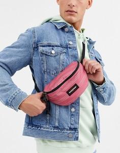 Розовая сумка-пояс Eastpak Springer-Розовый