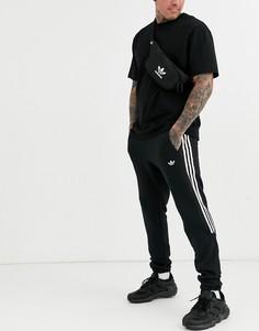 Спортивные брюки adidas radkin-Черный