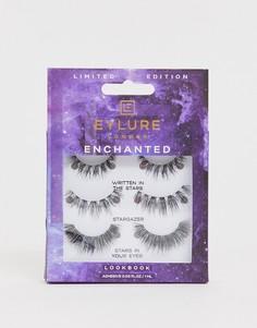 Набор накладных ресниц Eylure Enchanted After Dark Look Book-Черный