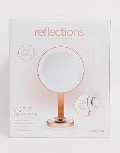 Тонкое зеркало со светодиодной подсветкой BaByliss-Бесцветный