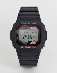 Черные цифровые часы G-Shock 5600-Черный Casio