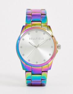 Женские часы с переливающимся эффектом Bellfield-Мульти