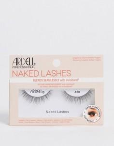 Накладные ресницы Ardell Naked Lashes - 420-Черный