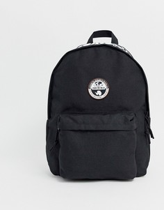 Черный рюкзак Napapijri Happy Day