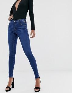 Супероблегающие эластичные джинсы Replay Stella-Бесцветный