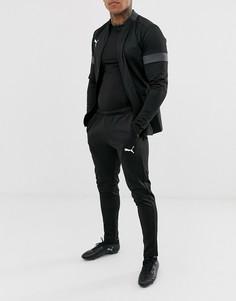 Черный спортивный костюм Puma - Football play