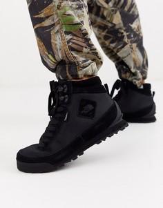 Черные ботинки The North Face Back-to-Berkeley II-Черный