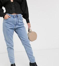 Джинсы в винтажном стиле Vero Moda Petite-Синий