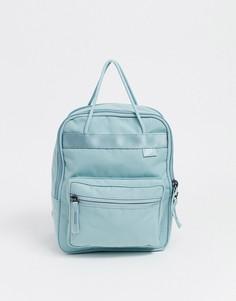 Синий мини-рюкзак Nike
