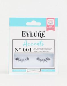 Накладные ресницы Eylure Lashes Accent 001-Черный