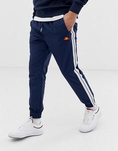 Темно-синие спортивные брюки ellesse Typhoon-Темно-синий