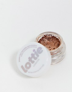 Тени для век с блестящим эффектом Lottie London (Unphased)-Золотой