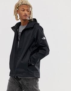 Черная куртка The North Face Mountain Q-Черный