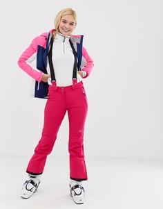 Розовые горнолыжные брюки Dare 2b-Розовый