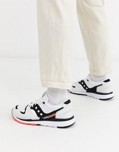 Белые кроссовки Saucony Azura OG-Белый