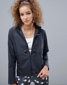 Черная куртка Nike Running Essential-Черный