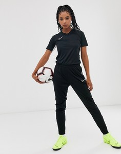 Черные брюки Nike Football-Черный
