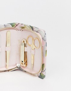 Маникюрный набор розового цвета Ted Baker-Мульти