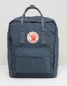Темно-синий рюкзак Fjallraven Kanken 16l