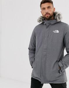 Серая куртка The North Face Zaneck-Серый