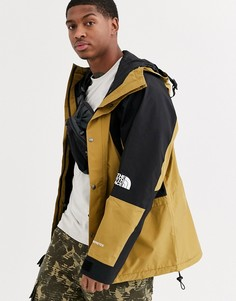 Куртка цвета хаки The North Face 94 Retro-Зеленый
