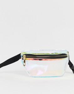 Прозрачная сумка-кошелек на пояс Yoki-Мульти
