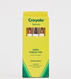 Набор из трех карандашей для макияжа Crayola Heat Wave - карандаши для лица-Мульти