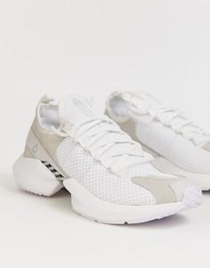 Белые кроссовки Reebok Training sole fury-Белый