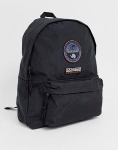Черный рюкзак Napapijri Voyage