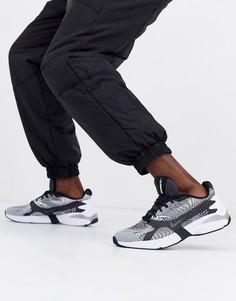 Черно-белые кроссовки Nike Ghoswift BQ5108-101-Черный