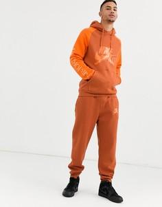 Оранжевые джоггеры Nike Jordan Jumpman-Оранжевый
