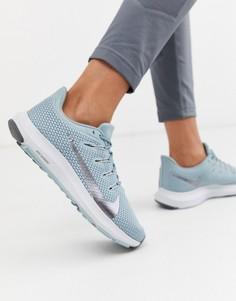 Кроссовки Nike Running quest-Синий