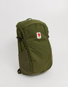 Рюкзак цвета хаки вместимостью23 лFjallravenUlvo-Зеленый