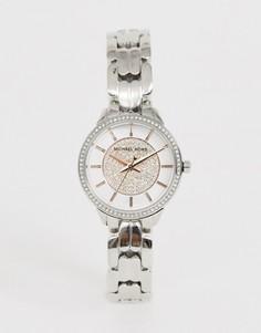 Наручные часы Michael Kors MK4411 Allie - 28 мм-Серебряный