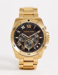 Мужские часы Michael Kors MK8481-Золотой