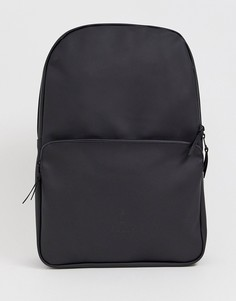 Черный водонепроницаемый рюкзак Rains 1284 Field