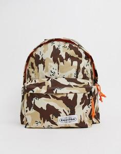 Рюкзак с камуфляжным принтом Eastpak Padded PakR - 24 л-Мульти
