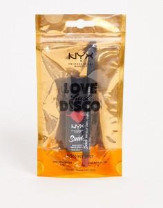 Набор губных помад NYX Professional Makeup Suede Matte - Spicy-Мульти