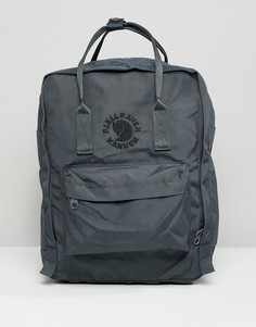 Рюкзак Fjallraven Re‑Kanken Slate-Серый