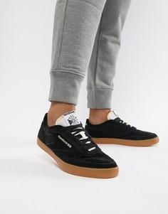 Черные кроссовки Reebok Club C FVS CN5773-Черный