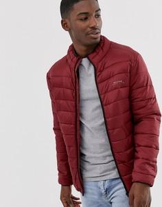 Дутая куртка с воротником-стойкой Bellfield-Красный