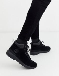 Черные походные ботинки Timberland Westford-Черный