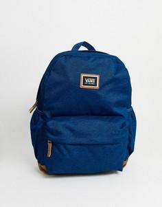 Темно-синий рюкзак Vans Realm Plus