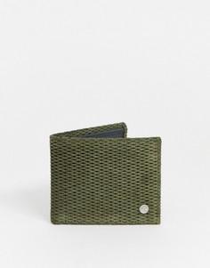 Бумажник Timberland-Зеленый