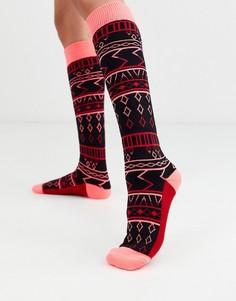 Красные носки Protest Tales-Красный