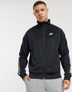 Черная куртка Nike 98 Tribute-Черный