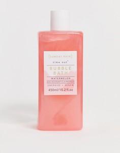 Пена для ванной с ароматом арбуза Sunday Rain-Бесцветный