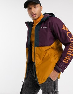 Коричневая куртка Columbia Timberturner-Коричневый