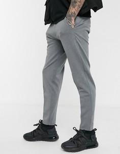 Серые брюки Celio-Серый