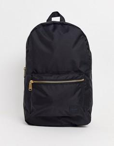 Черный рюкзак Herschel Supply Co Settlement Light - 23 л